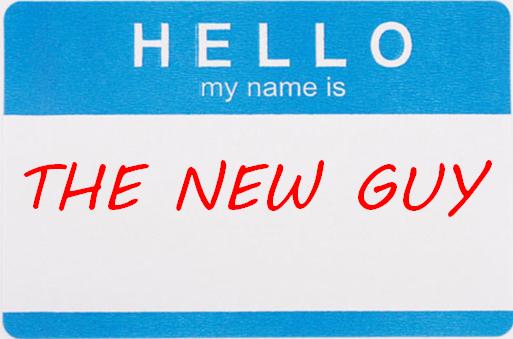 Accepting The NewGuy